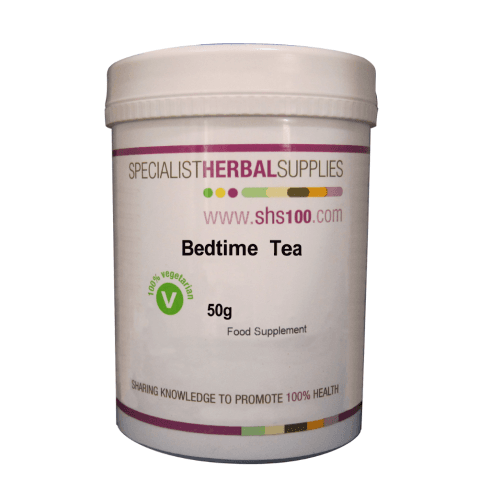 Specialist Herbal Supplies (SHS) Bedtime Tea 50g