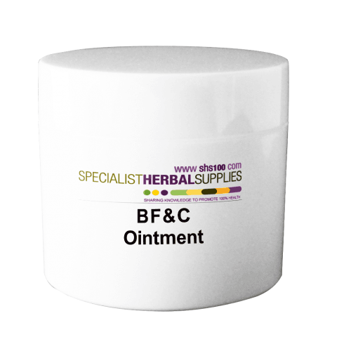 Specialist Herbal Supplies (SHS) BF&C Ointment 50ml