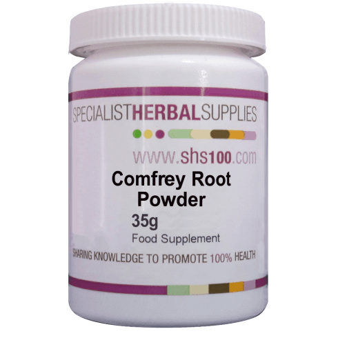 Specialist Herbal Supplies (SHS) Comfrey Root Powder 35g