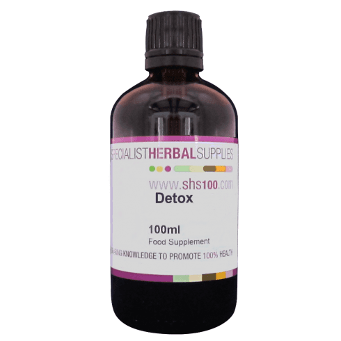 Specialist Herbal Supplies (SHS) Detox Drops 100ml