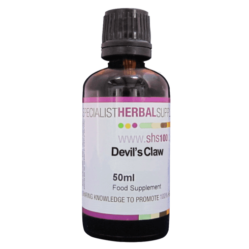 Specialist Herbal Supplies (SHS) Devil's Claw Drops 50ml