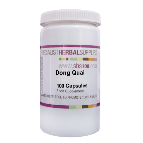 Specialist Herbal Supplies (SHS) Dong Quai Capsules 100's