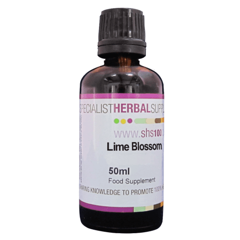 Specialist Herbal Supplies (SHS) Lime Blossom Drops 50ml