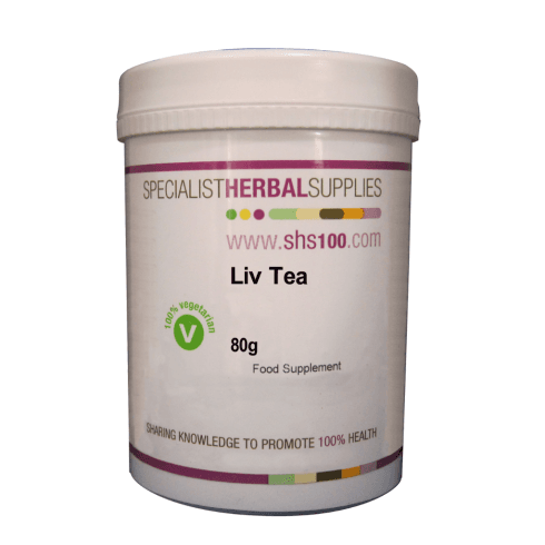 Specialist Herbal Supplies (SHS) Liv Tea 80g