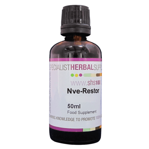 Specialist Herbal Supplies (SHS) Nve-Restor Drops 50ml