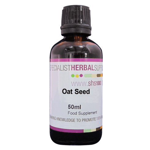 Specialist Herbal Supplies (SHS) Oat Seed Drops 50ml