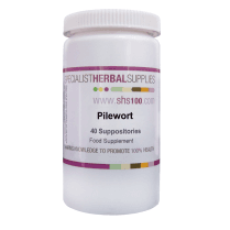 Pilewort Suppositories 40's