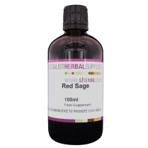 Red Sage Drops 100ml