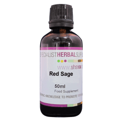 Red Sage Drops 50ml