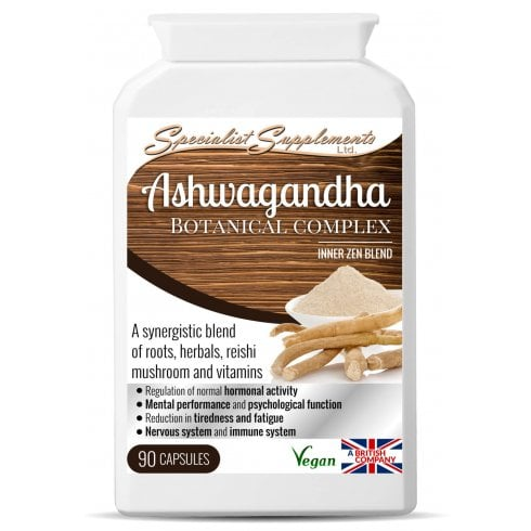Specialist Supplements Ashwagandha Botanical Complex