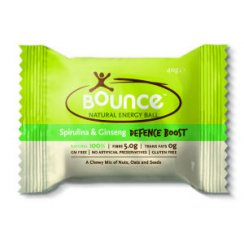 Spirulina & Ginseng 'Defense Boost' 42g x 40