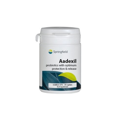 Springfield Nutraceuticals Aadexil 30's