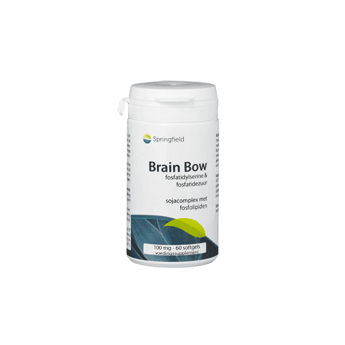 Springfield Nutraceuticals Brain Bow 150's
