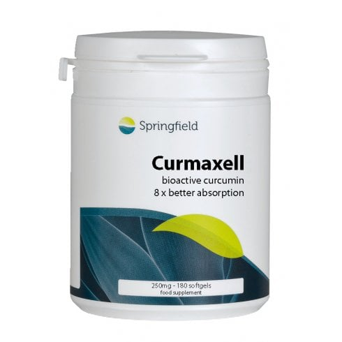Springfield Nutraceuticals Curmaxell 180's