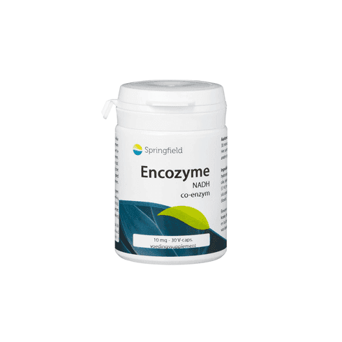 Springfield Nutraceuticals Encozyme 5mg 30's
