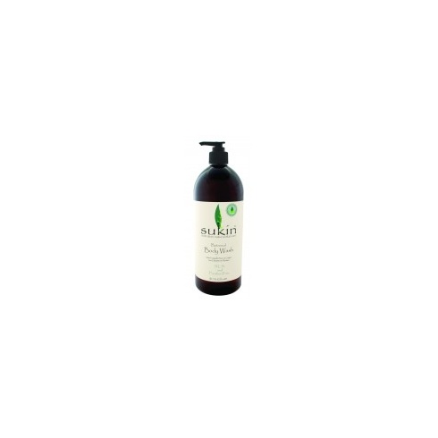 Sukin Botanical Body Wash Pump 1 litre