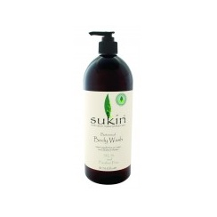 Botanical Body Wash Pump 1 litre