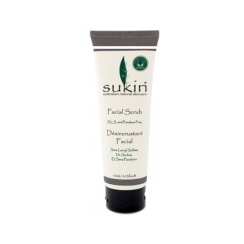 Revitalizing Facial Scrub 125ml