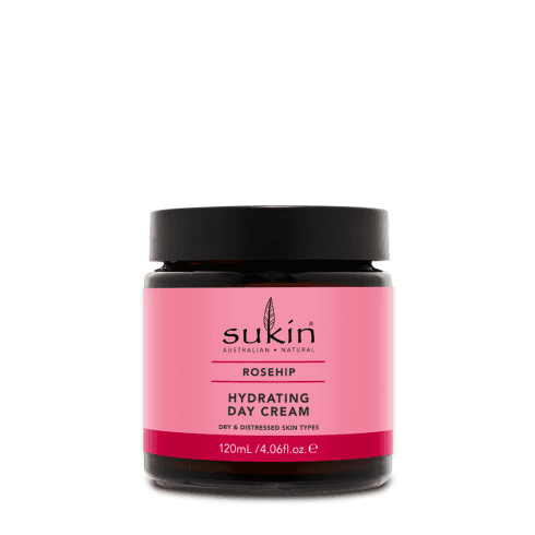 Sukin Rose Hip Hydrating Day Cream 120ml