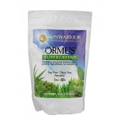 SUNWARRIOR Ormus Supergreens 454g