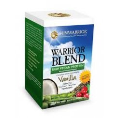 Warrior Blend Raw Protein Vanilla 1kg