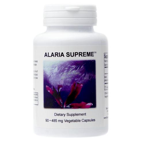 Supreme Nutrition Products Alaria Supreme (Alaria Esculenta) 485mg - 90 Capsules