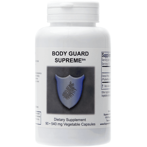 Supreme Nutrition Products Body Guard Supreme 540mg - 90 Capsules