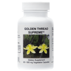 Supreme Nutrition Products Golden Thread Supreme (Coptis chinensis) 545mg - 60 Capsules