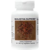 Supreme Nutrition Products Manjistha Supreme (Rubia cordifolia) 360mg - 90 Capsules