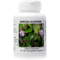 Supreme Nutrition Products Mimosa Supreme (Mimosa pudica) 400mg - 90 Capsules