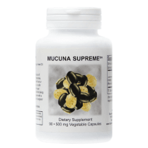Supreme Nutrition Products Mucuna Supreme (Cowage) 509mg - 90 Capsules
