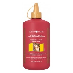 SURYA COLOUR FIX LEAVE IN CREAM CONDITIONER 300ML (PPD FREE)