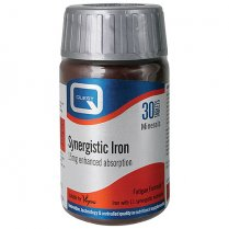 Synergistic Iron 15mg 30's