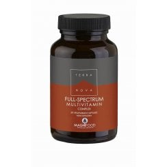 Terranova Full-Spectrum Multivitamin Complex 50's