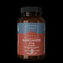 Terranova Manganese 5mg Complex 100's