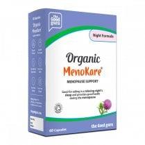 the Good guru Organic MenoKare Night Formula 60's