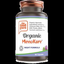 the Good guru Organic MenoKare Night Formula 90's