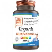 the Good guru Organic MultiVitamins Mens 30's