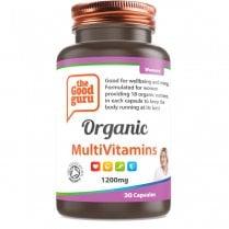 the Good guru Organic MultiVitamins Womens 30's