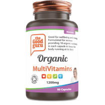 the Good guru Organic MultiVitamins Womens 90's