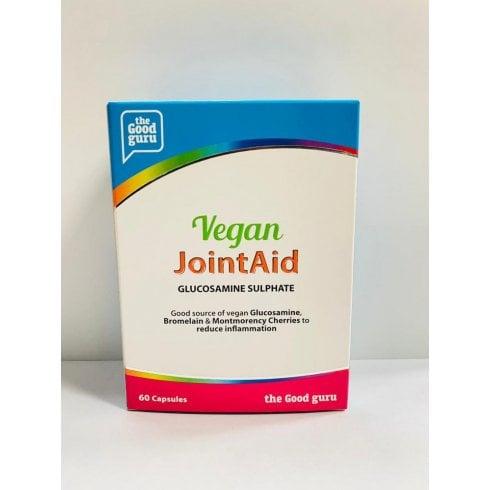 the Good guru Vegan JointAid Glucosamine Sulphate 60's