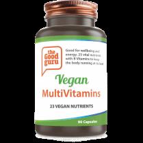 the Good guru Vegan MultiVitamins 90's