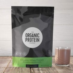 The Organic Protein Company Organic Whey Protein Raw Cacao & Maca 400g (Currently Unavailable)