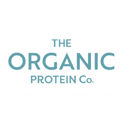 The Organic Protein Company Strawberry, Elderberry & Beetroot Organic Whey Protein 400g