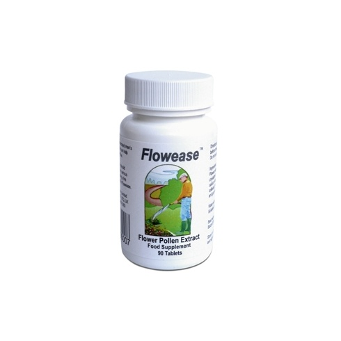The Really Healthy Company Flowease Flower Pollen For Men 250mg 90's