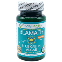 Klamath Blue Green Algae 500mg 60's