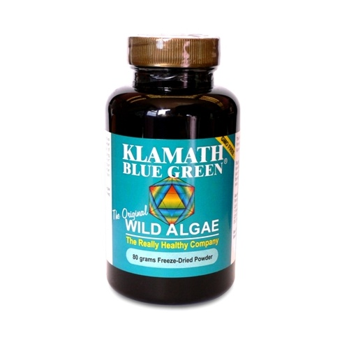 The Really Healthy Company Klamath Blue Green Algae Wild 30g