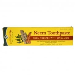 Theraneem Naturals Neem Toothpaste Neem Therape with Cinnamon 120g