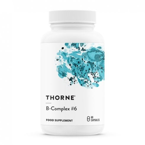 Thorne Research B Complex #6 60's