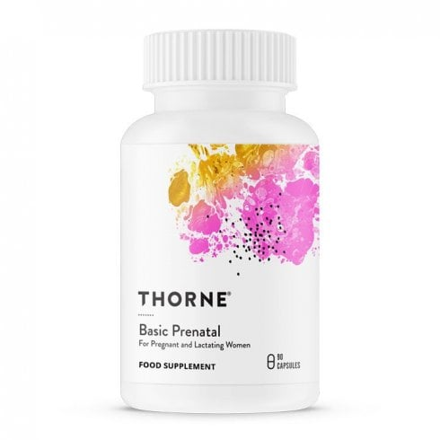 Thorne Research Basic Prenatal 90's